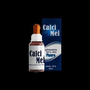 CALCIMEL - integratore - flacone