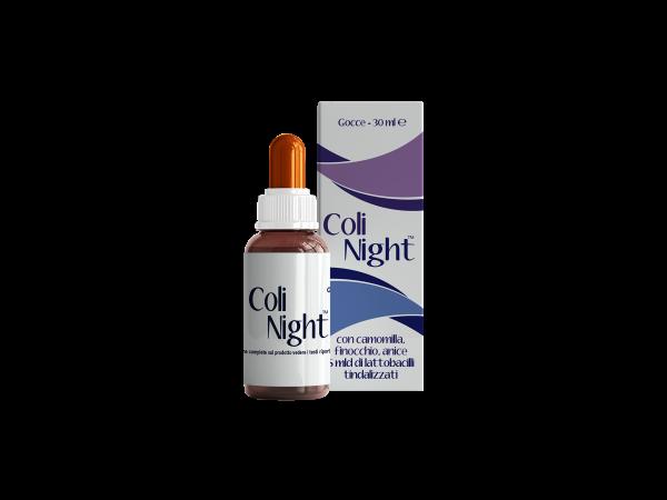 COLINIGHT - integratore - nutraceutico - flacone