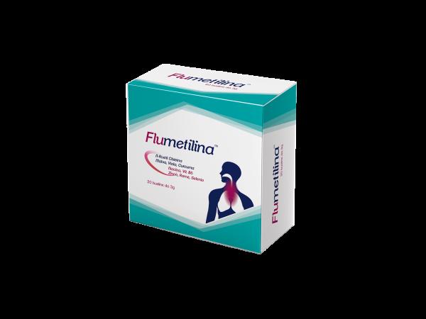 FLUMETILINA - integratore - nutraceutico - bustine