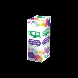 LIVITAN - integratore - nutraceutico - flacone