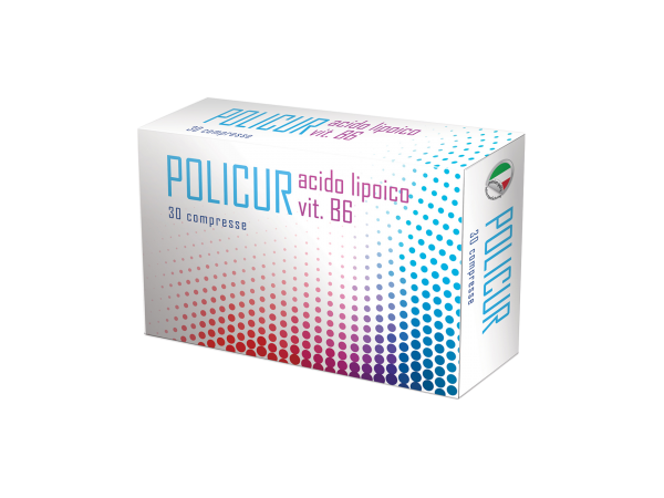 POLICUR - integratore - nutraceutico - compresse in blister