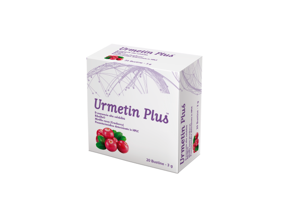 URMETIN PLUS_integratore - nutraceutico - bustine