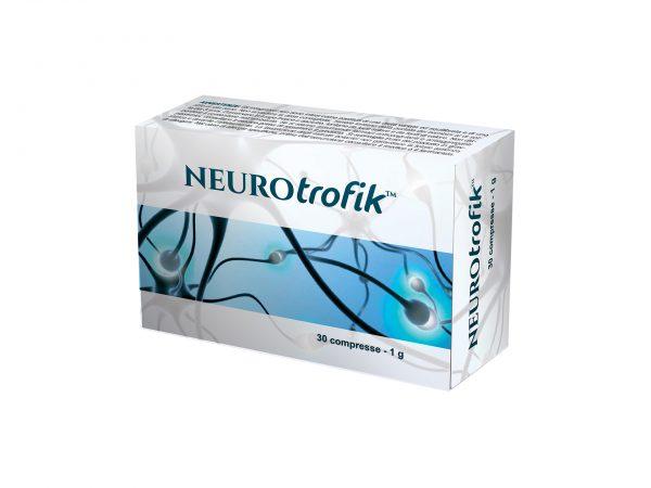 NEUROTROFIK - integratore - nutraceutico - compresse in blister